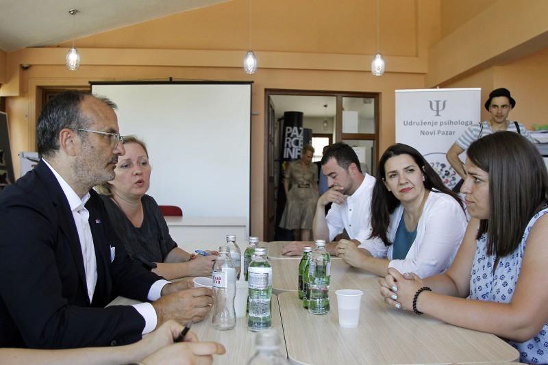 EU podrška ekonomskom i društevnom razvoju Novog Pazara