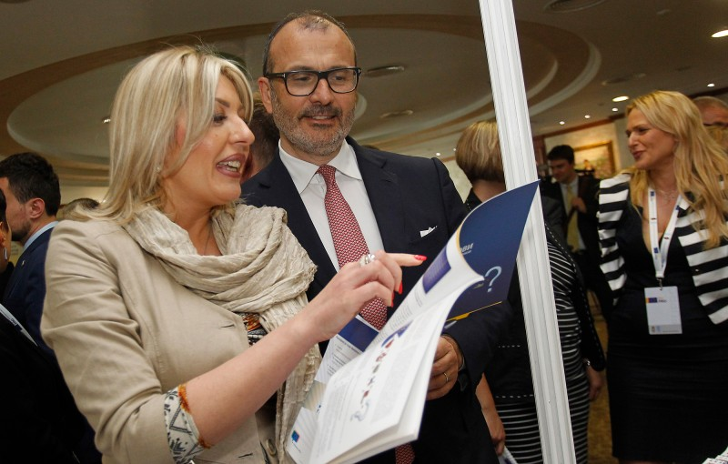 Četiri i po miliona evra za preduzetnike, mikro i mala preduzeća kroz novi program za lokalni razvoj – EU PRO