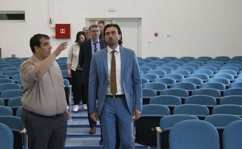 EU podrška unapređenju lokalne infrastrukture u Batočini, Rekovcu i Kragujevcu