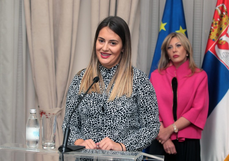 EU donates 2.5 million Euros to small businesses for procurement of equipment