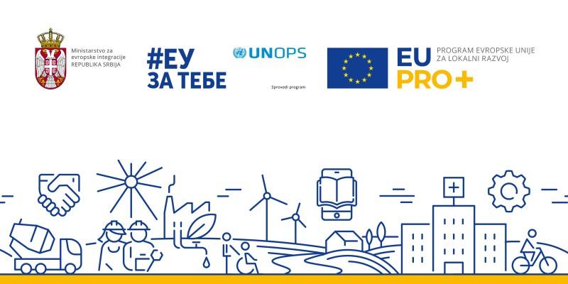 Start of the New European Union for Local Development programme - EU PRO Plus