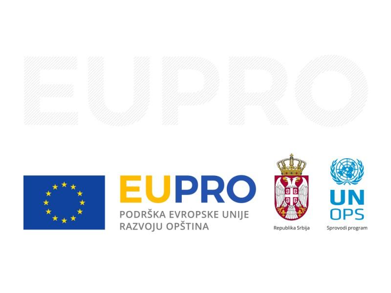 Više od devet i po miliona evra za 77 novih infrastrukturnih projekata